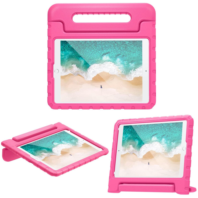 iMoshion Kidsproof Backcover met handvat voor de iPad 10.2 (2019) - Roze