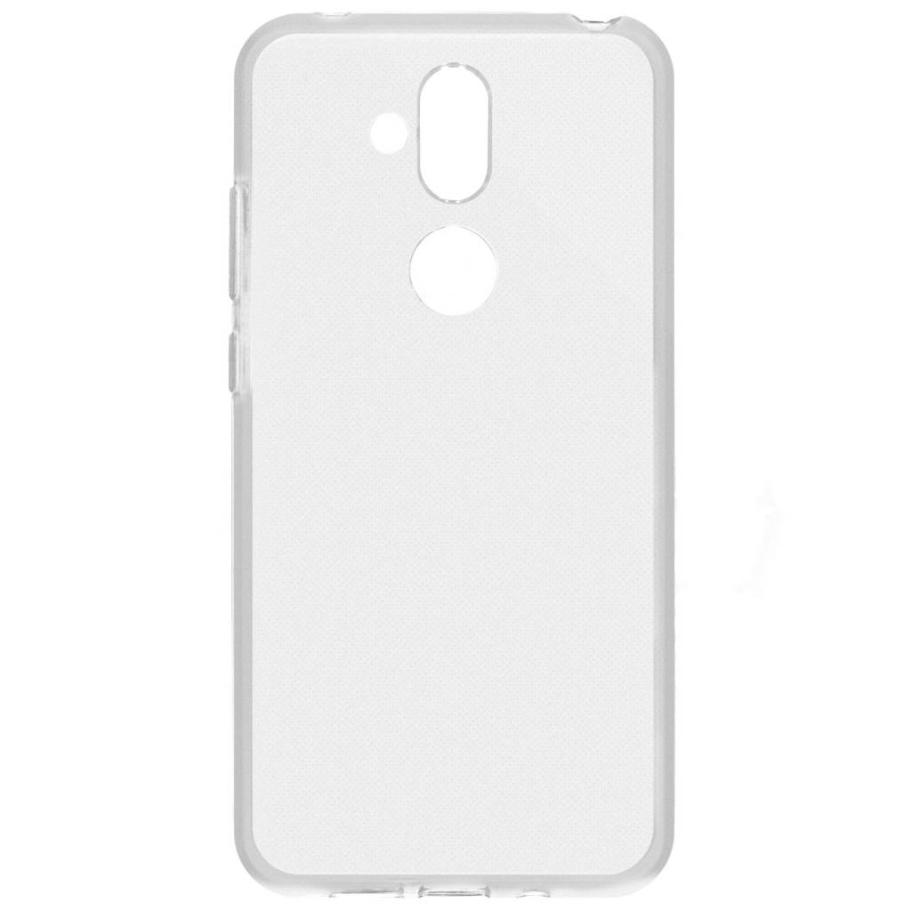Softcase Backcover Nokia 8.1