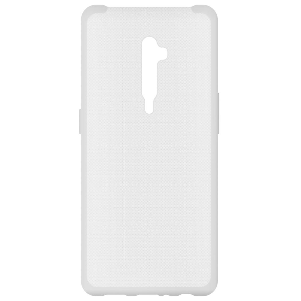 Softcase Backcover Oppo Reno2 - Transparant