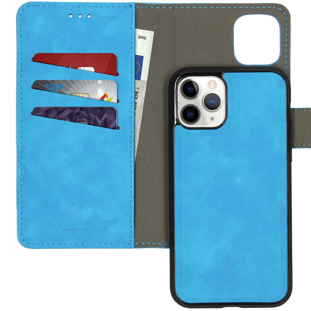 iMoshion Uitneembare 2-in-1 Luxe Booktype iPhone 11 Pro - Blauw