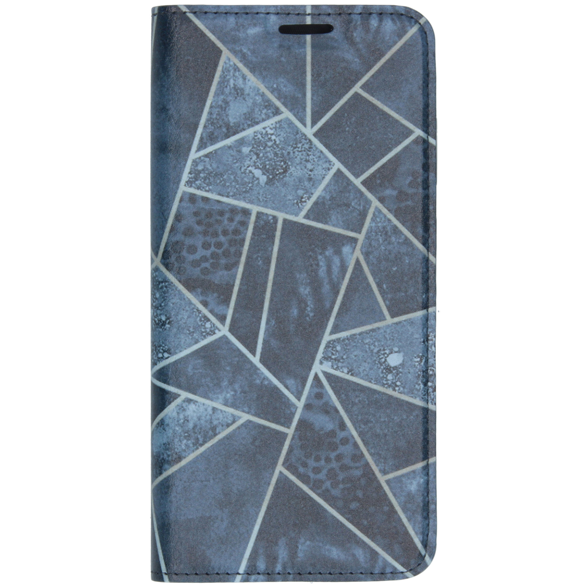 Design Softcase Booktype Samsung Galaxy S20 Plus
