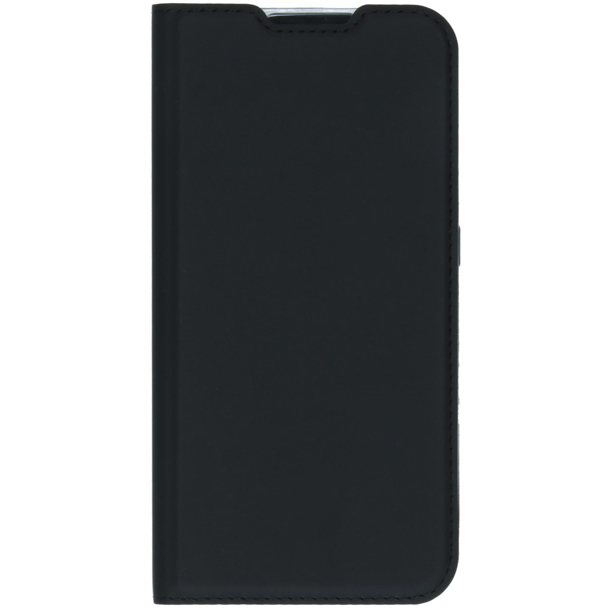 Dux Ducis Slim Softcase Booktype Samsung Galaxy A01 - Zwart