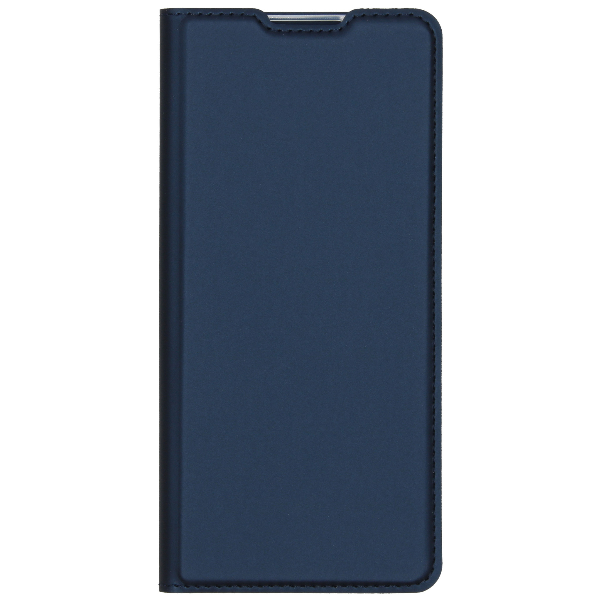 Dux Ducis Slim Softcase Booktype Oppo Reno3 Pro - Blauw