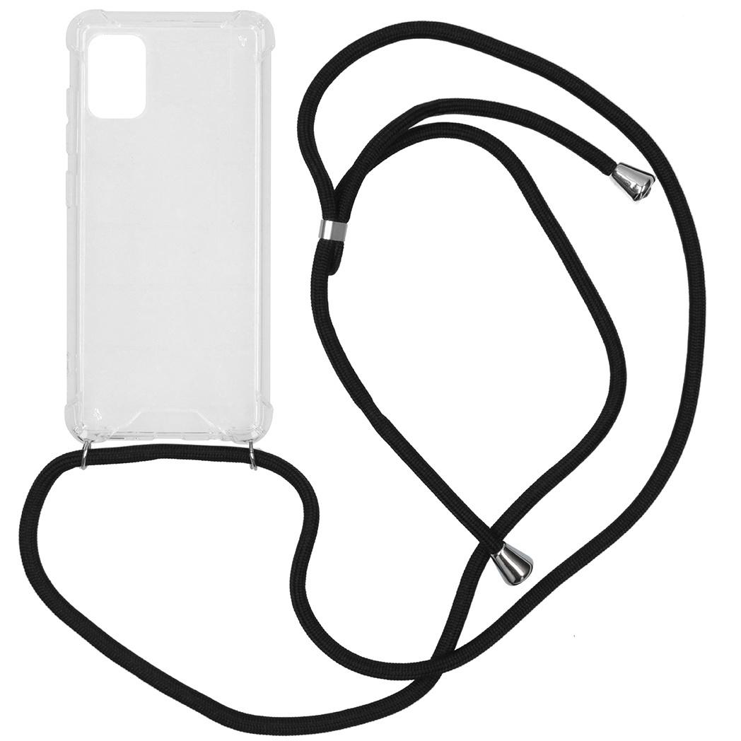 iMoshion Backcover met koord Samsung Galaxy A51 - Zwart