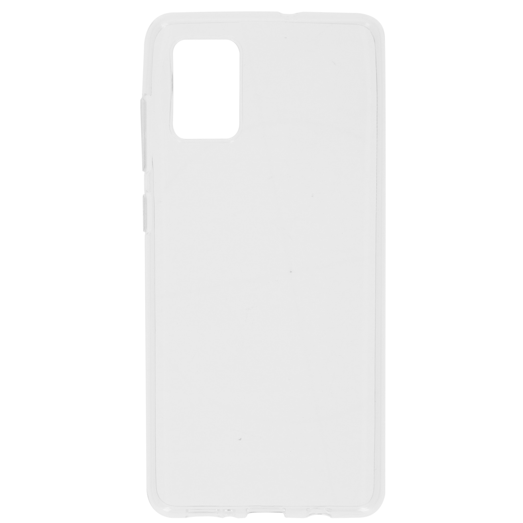 Accezz Clear Backcover Samsung Galaxy A71 - Transparant