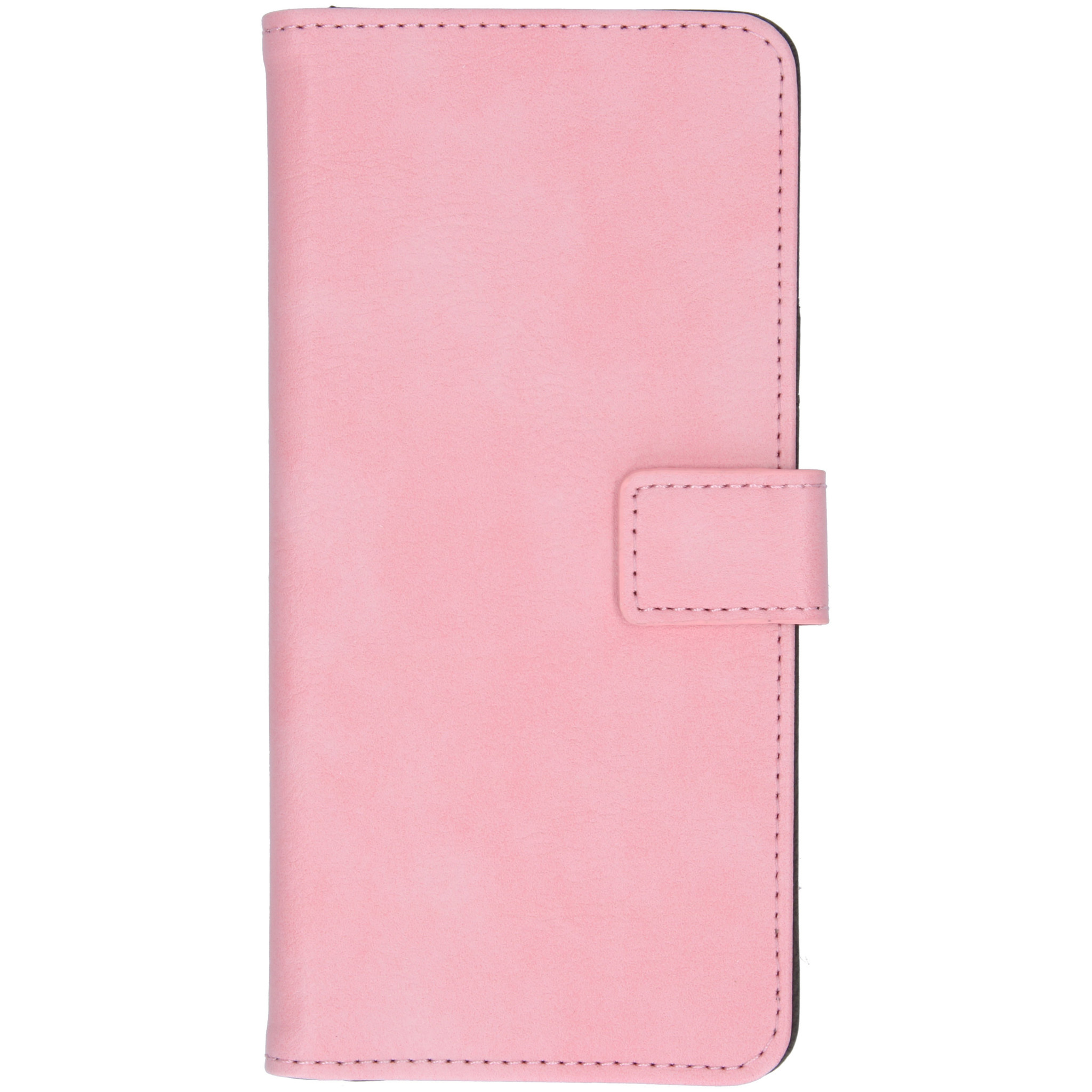 iMoshion Luxe Booktype Samsung Galaxy S20 Plus - Roze