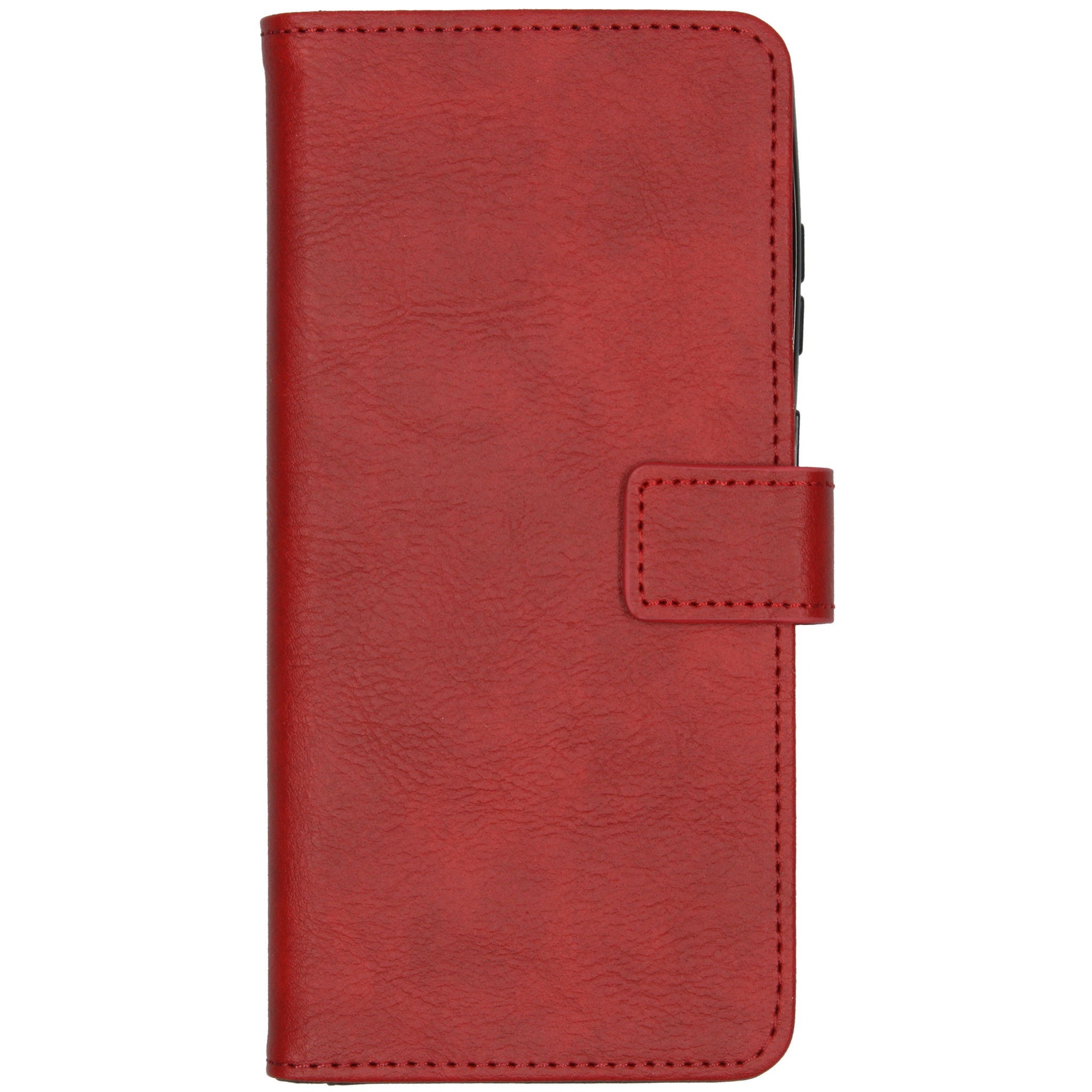 iMoshion Luxe Booktype Samsung Galaxy S20 Ultra - Rood