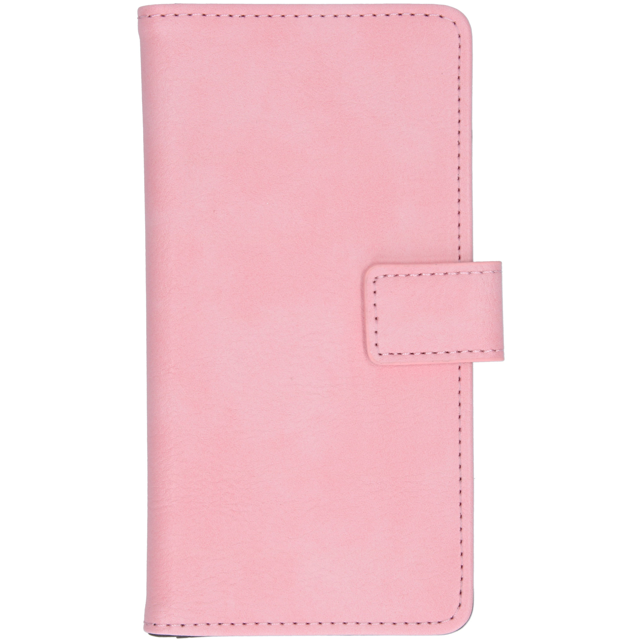 iMoshion Luxe Booktype Samsung Galaxy S20 - Roze