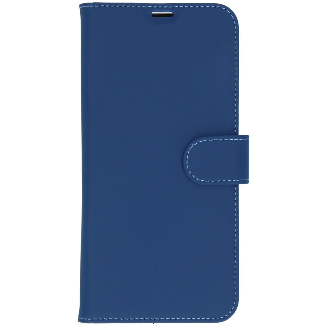 Accezz Wallet Softcase Booktype Samsung Galaxy A71 - Blauw