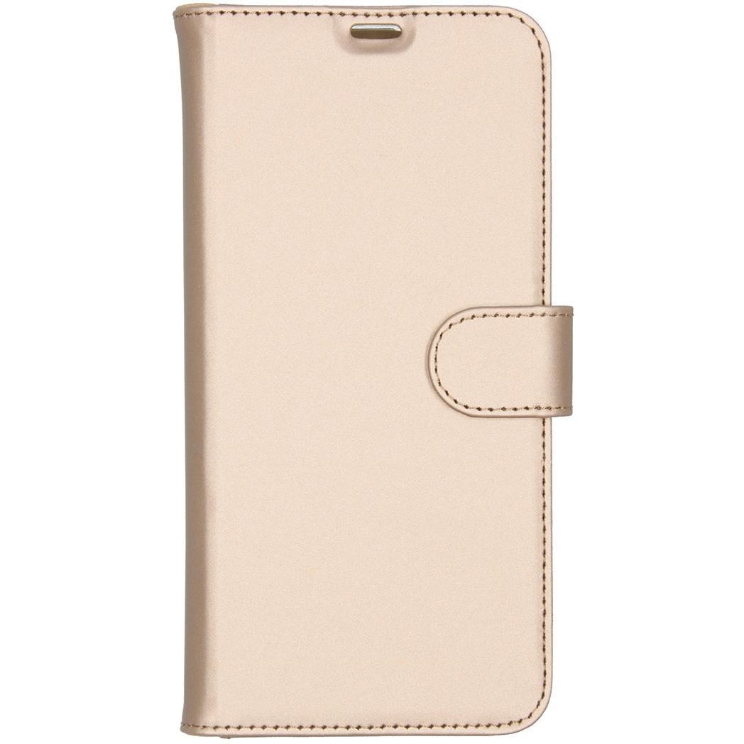 Accezz Wallet Softcase Booktype Samsung Galaxy A71 - Goud