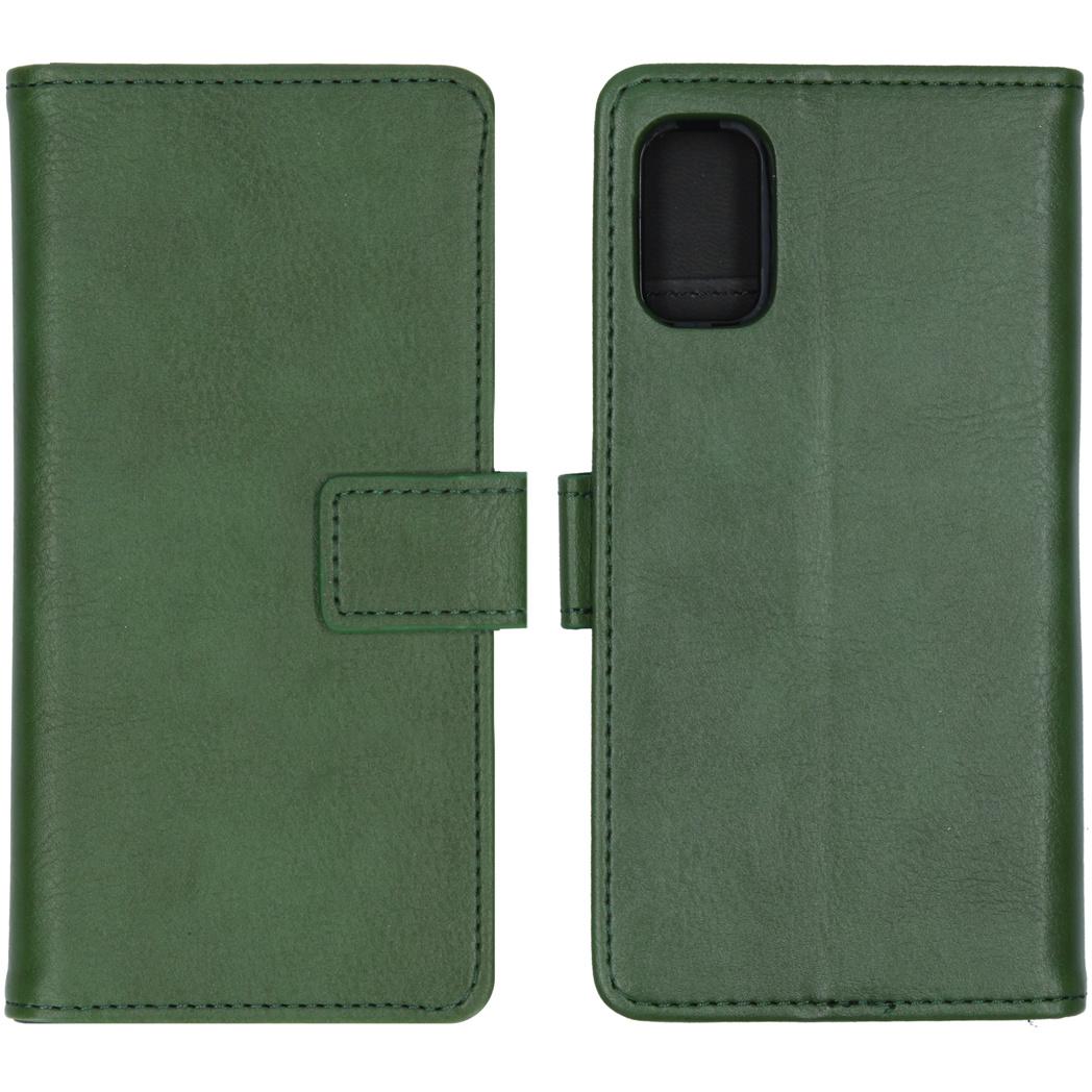iMoshion Luxe Booktype Samsung Galaxy A41 - Groen