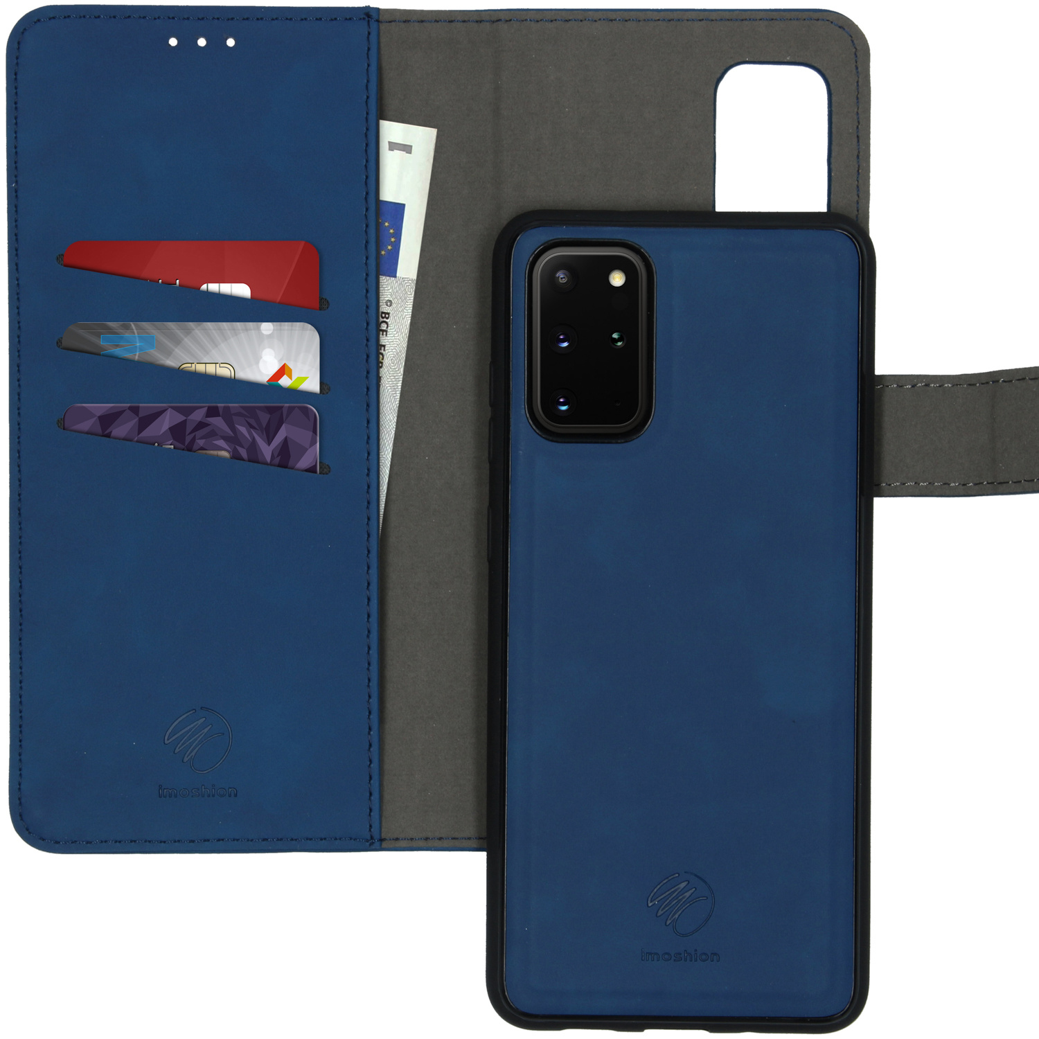 iMoshion Uitneembare 2-in-1 Luxe Booktype Samsung Galaxy S20 Plus