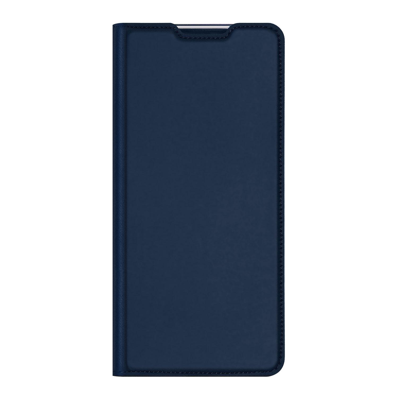 Dux Ducis Slim Softcase Booktype Motorola One Hyper - Blauw