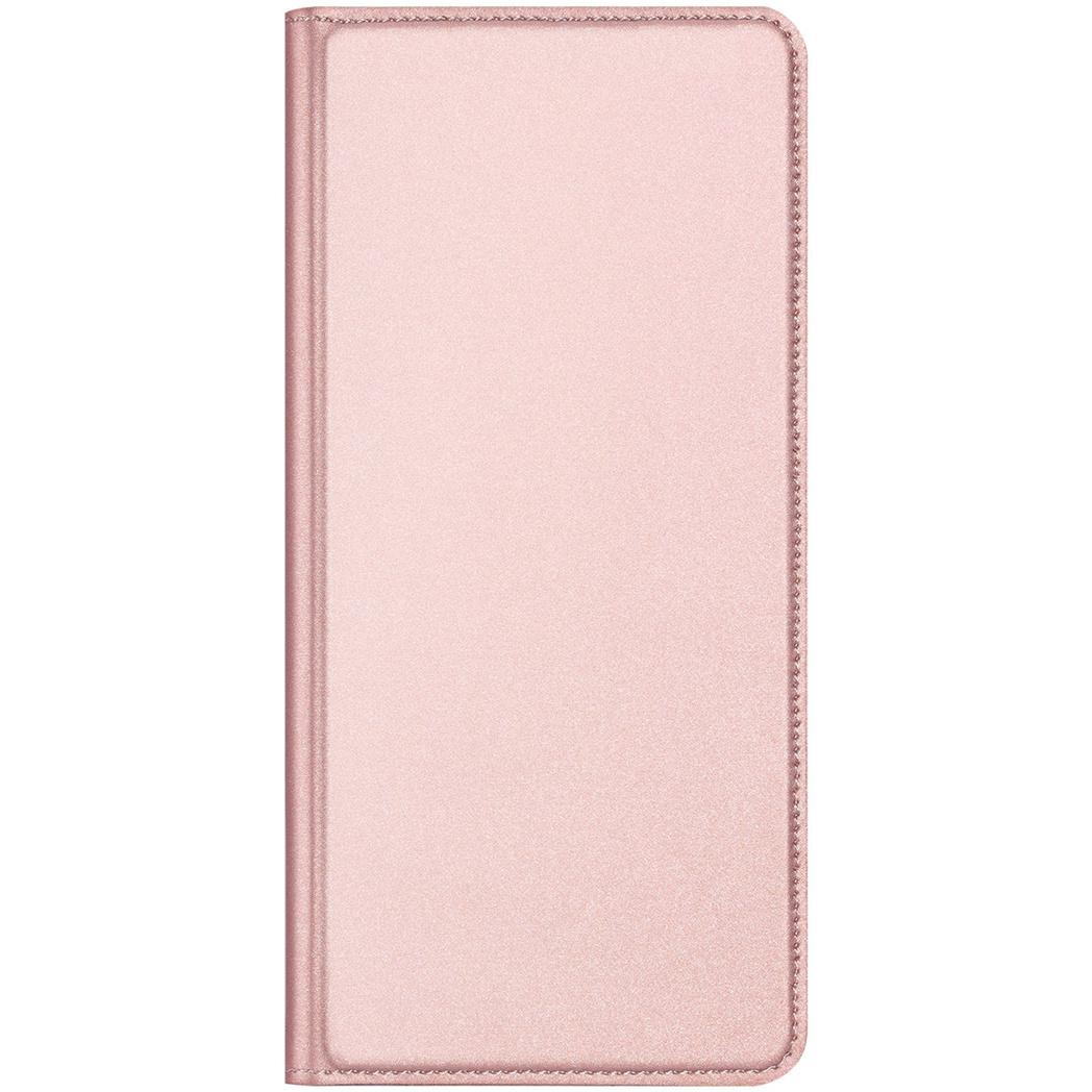 Dux Ducis Slim Softcase Booktype Huawei P40 Pro - Rosé Goud