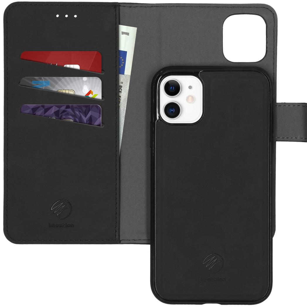iMoshion Uitneembare 2-in-1 Luxe Booktype iPhone 11 - Zwart