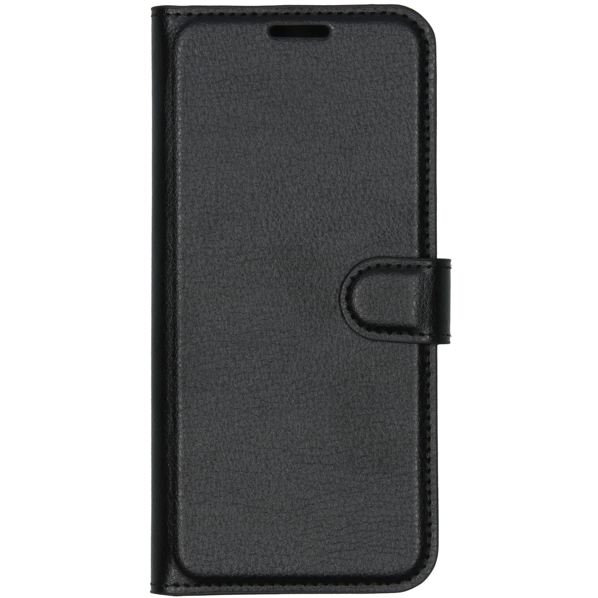 iMoshion Luxe Booktype Xiaomi Redmi Note 8T - Zwart