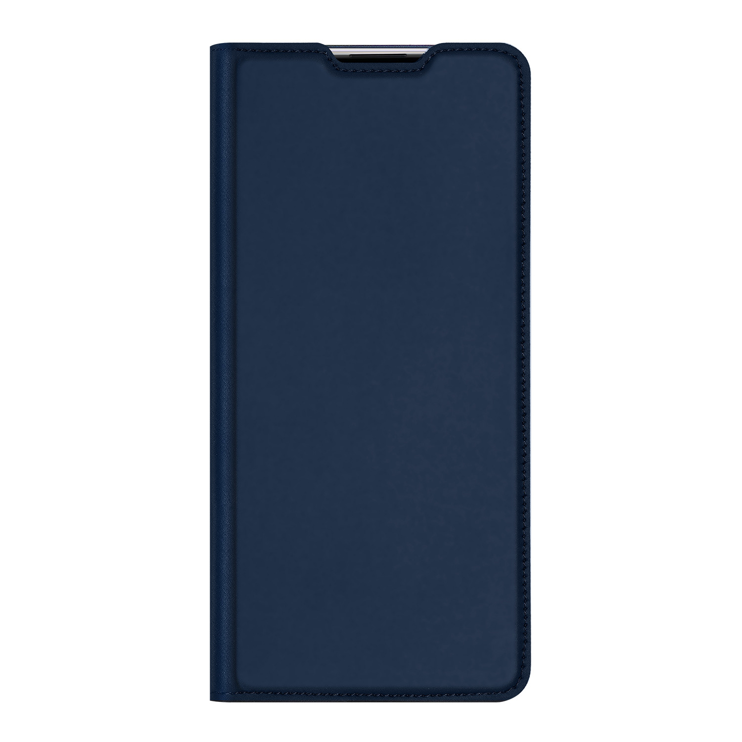 Dux Ducis Slim Softcase Booktype Huawei P40 Lite - Donkerblauw