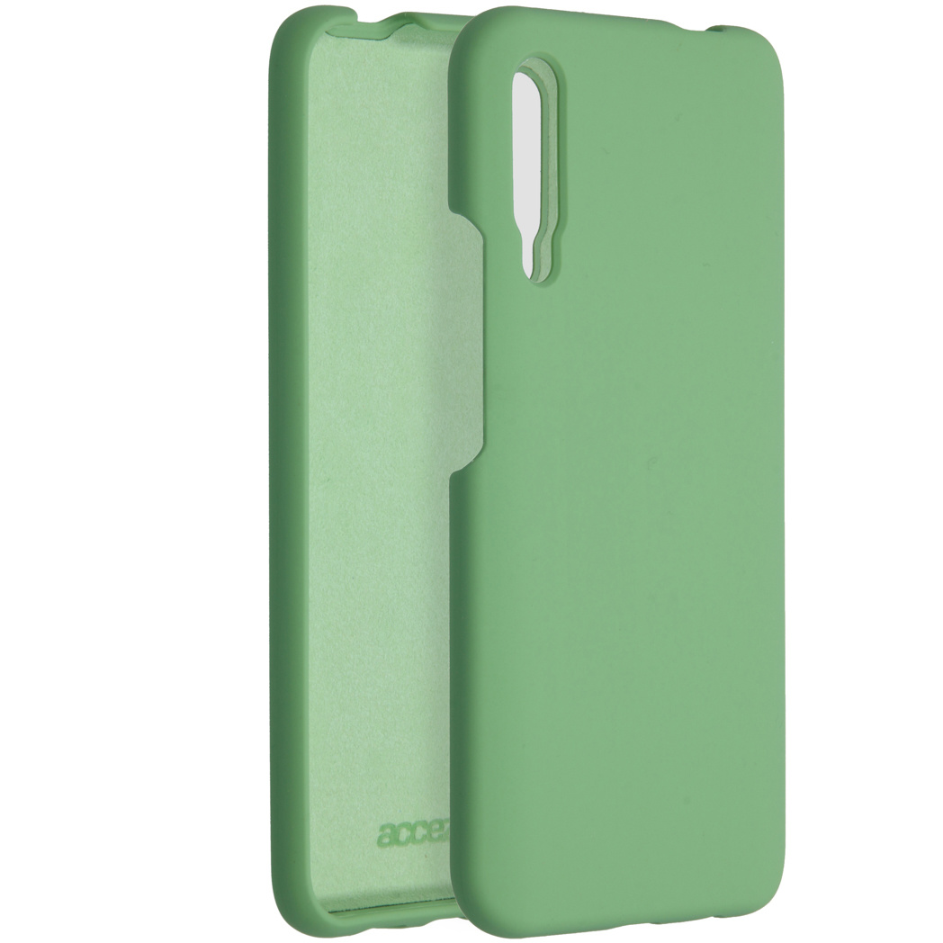 Accezz Liquid Silicone Backcover P Smart Pro / Huawei Y9s
