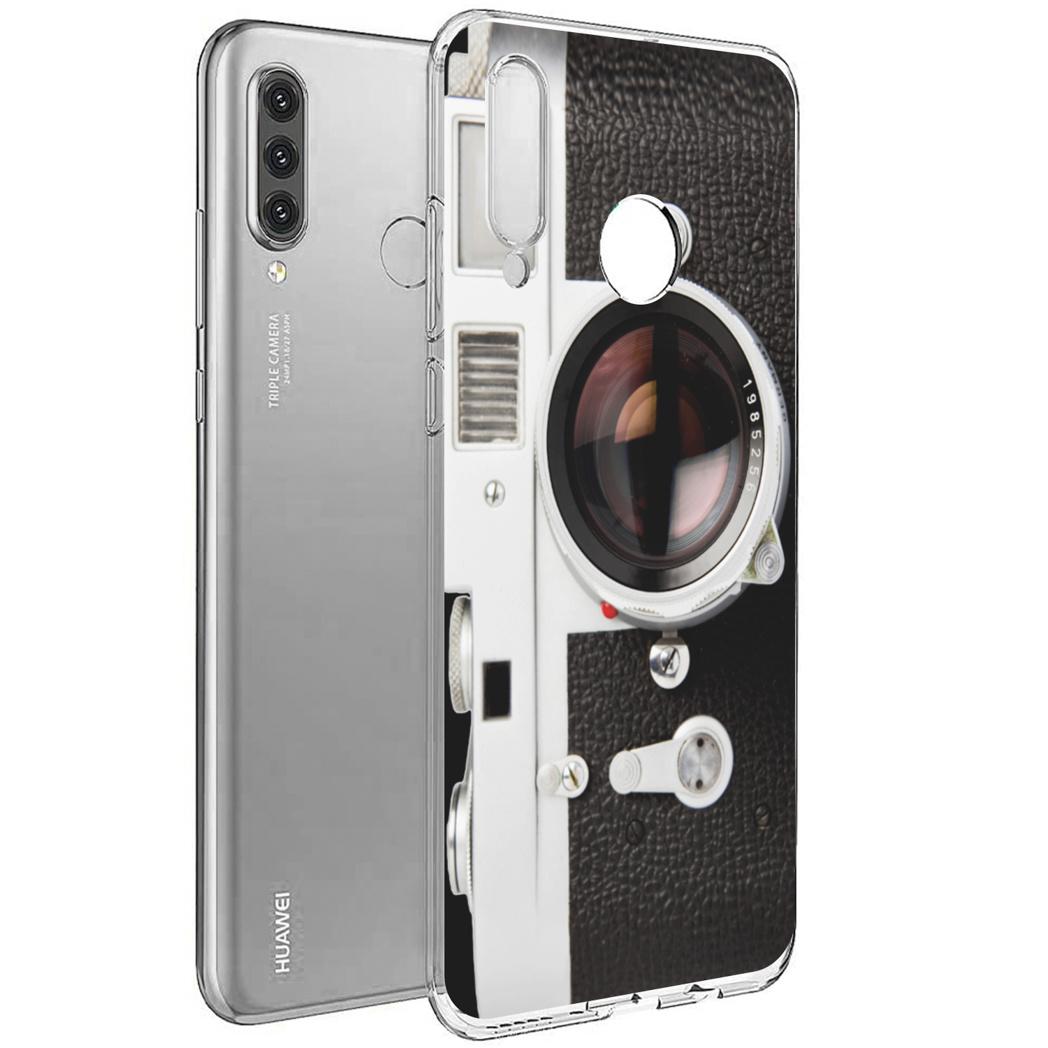 iMoshion Design hoesje Huawei P30 Lite - Classic Camera