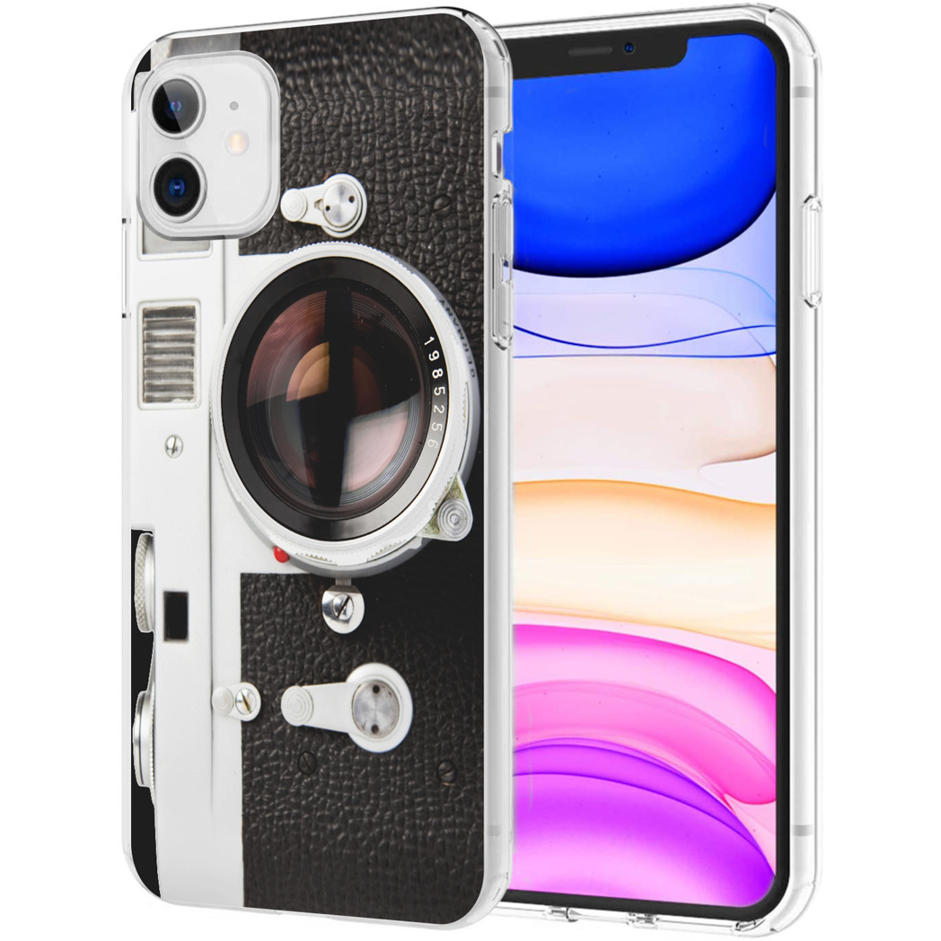 iMoshion Design hoesje iPhone 11 - Classic Camera