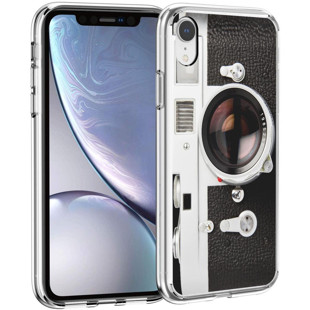iMoshion Design hoesje iPhone Xr - Classic Camera