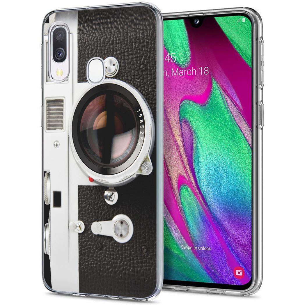 iMoshion Design hoesje Samsung Galaxy A20e - Classic Camera