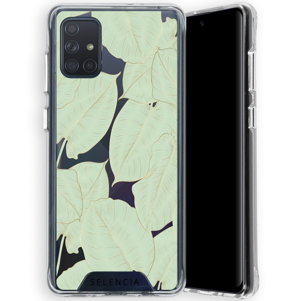 Selencia Zarya Fashion Extra Beschermende Backcover Galaxy A71