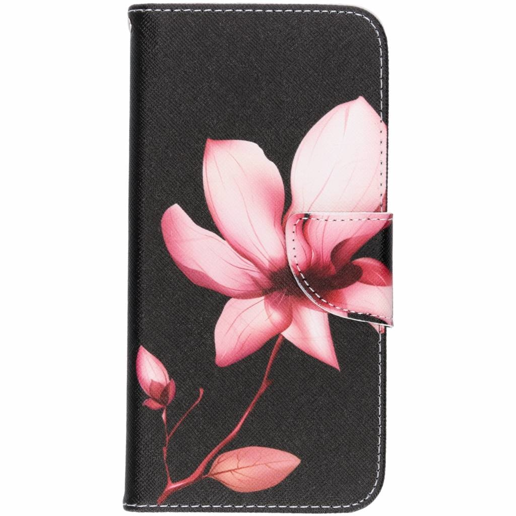 Design Softcase Booktype Huawei P Smart (2019)