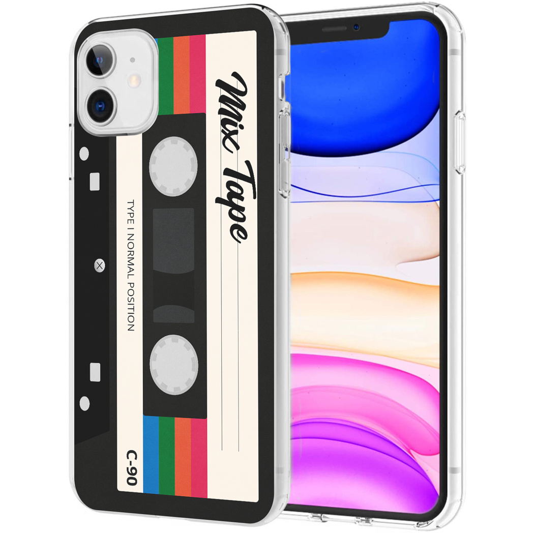 iMoshion Design hoesje iPhone 11 - Cassette