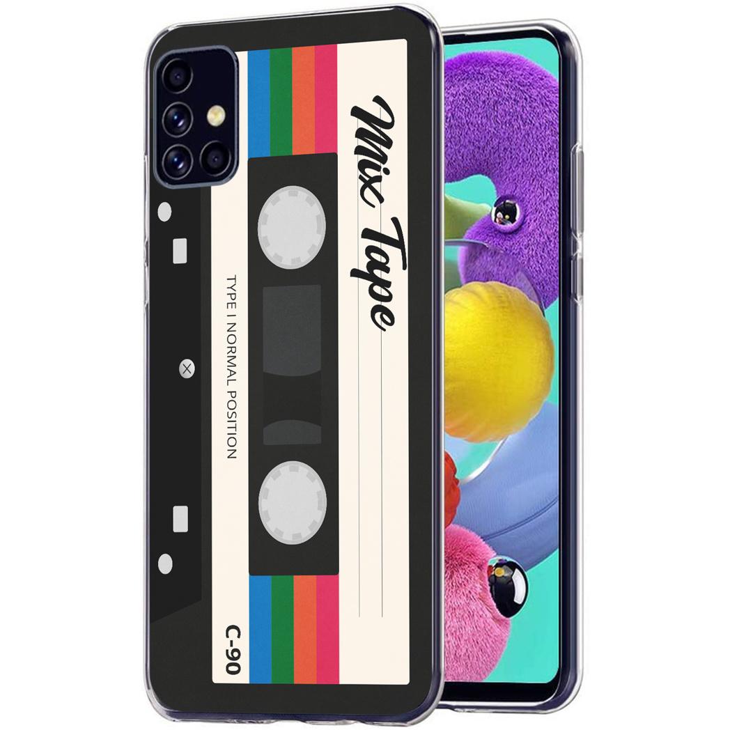 iMoshion Design hoesje Samsung Galaxy A51 - Cassette
