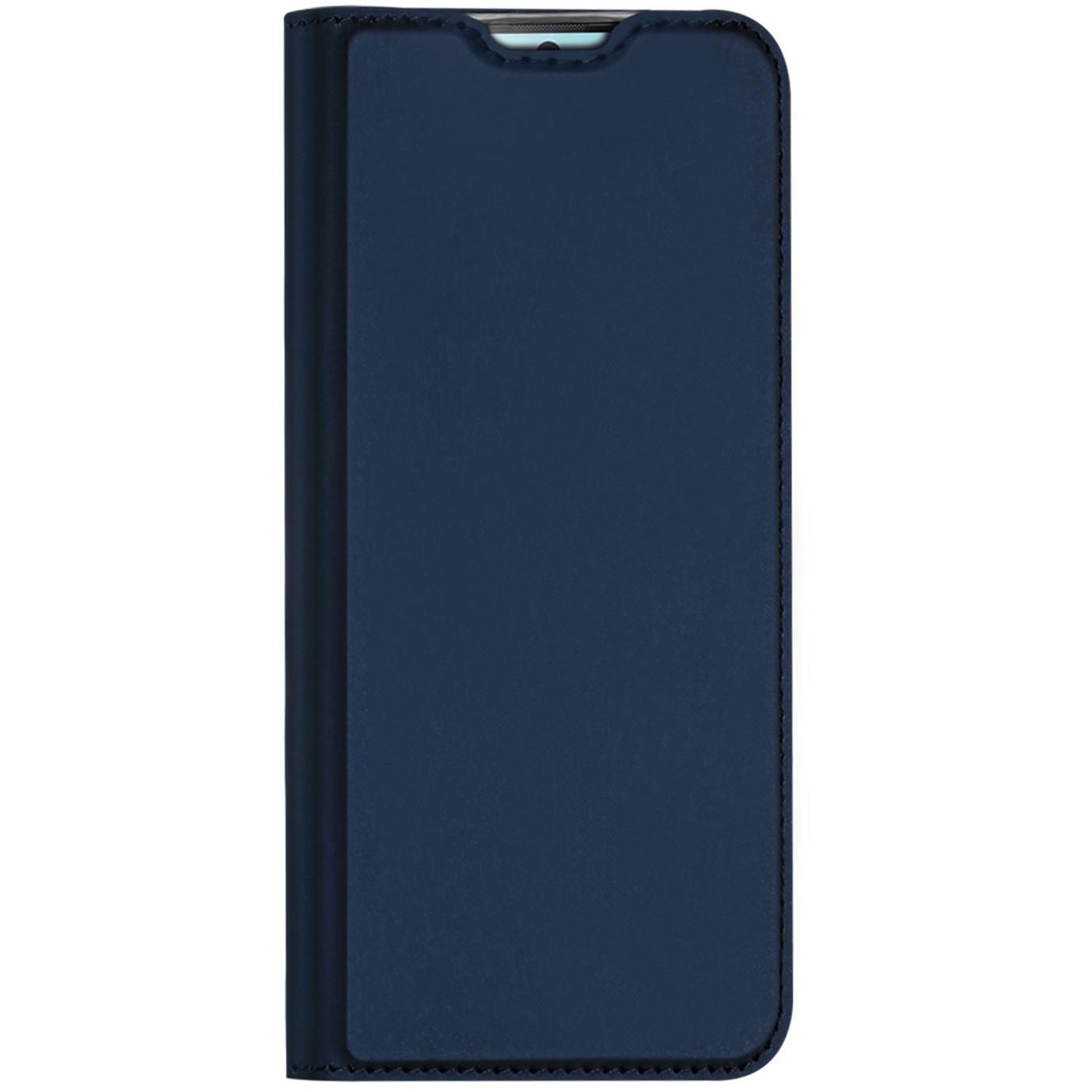 Dux Ducis Slim Softcase Booktype Samsung Galaxy S10 Lite - Blauw
