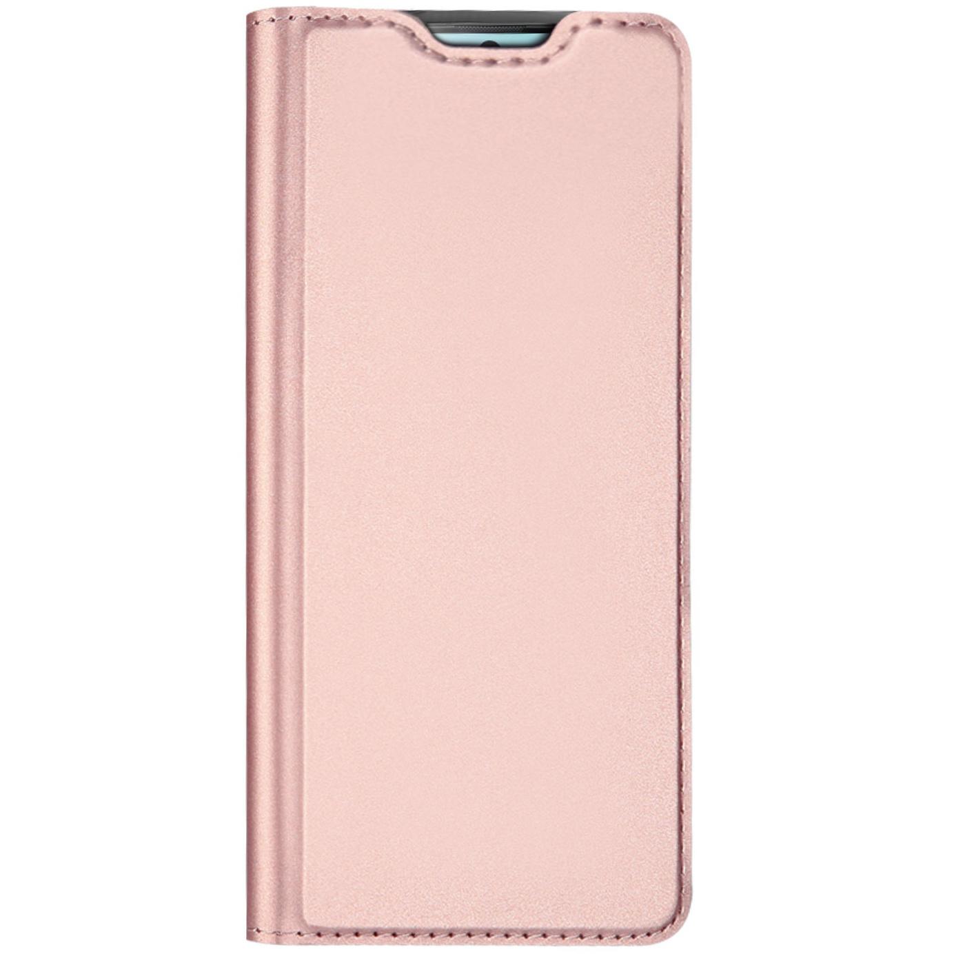 Dux Ducis Slim Softcase Booktype Samsung Galaxy S10 Lite - Rosé Goud