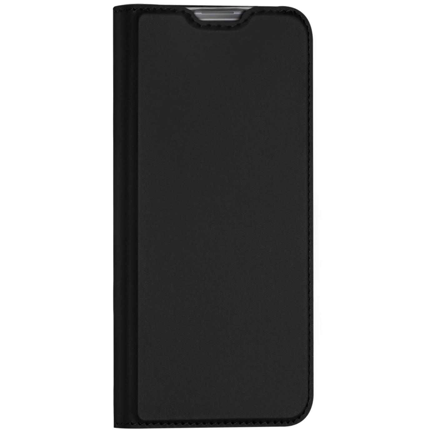 Dux Ducis Slim Softcase Booktype Samsung Galaxy Note 10 Lite - Zwart