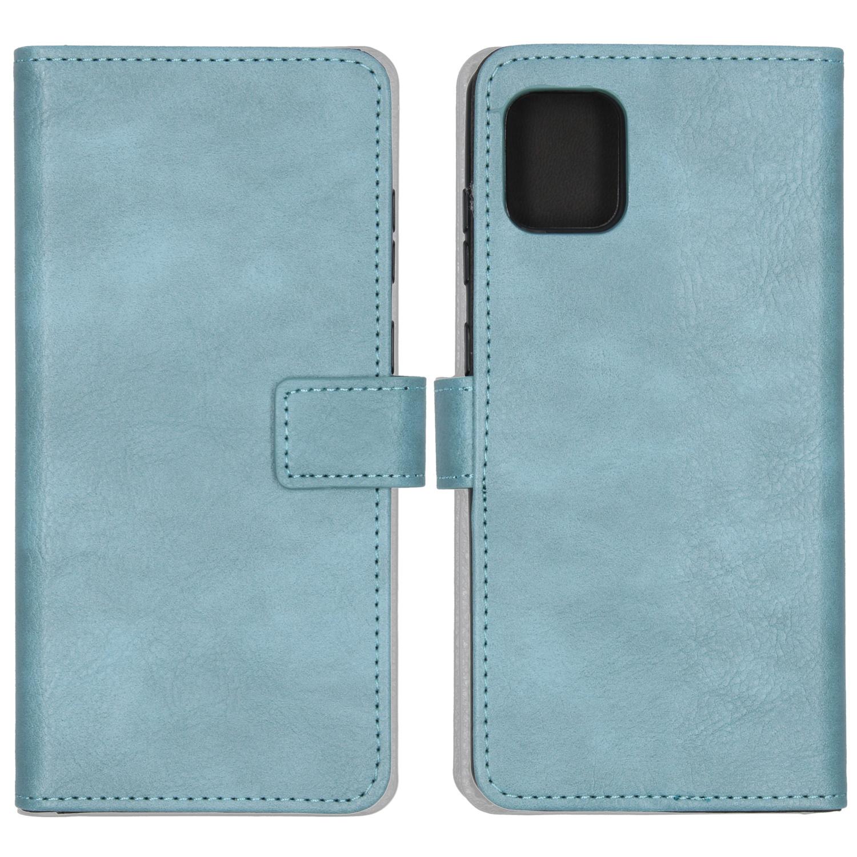 iMoshion Luxe Booktype Samsung Galaxy Note 10 Lite - Lichtblauw