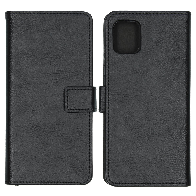 iMoshion Luxe Booktype Samsung Galaxy Note 10 Lite - Zwart