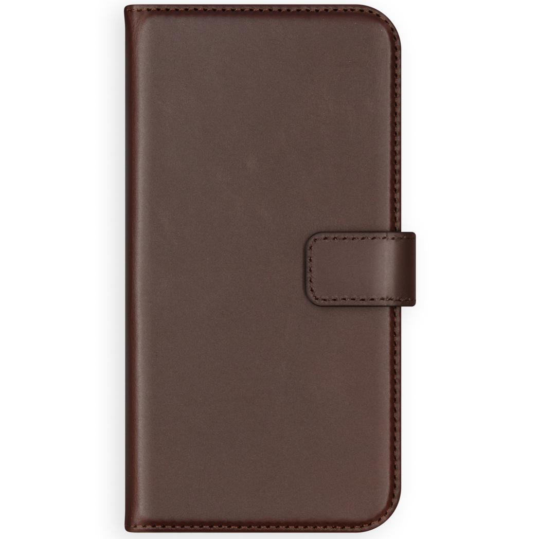 Selencia Echt Lederen Booktype Samsung Galaxy Note 10 Lite