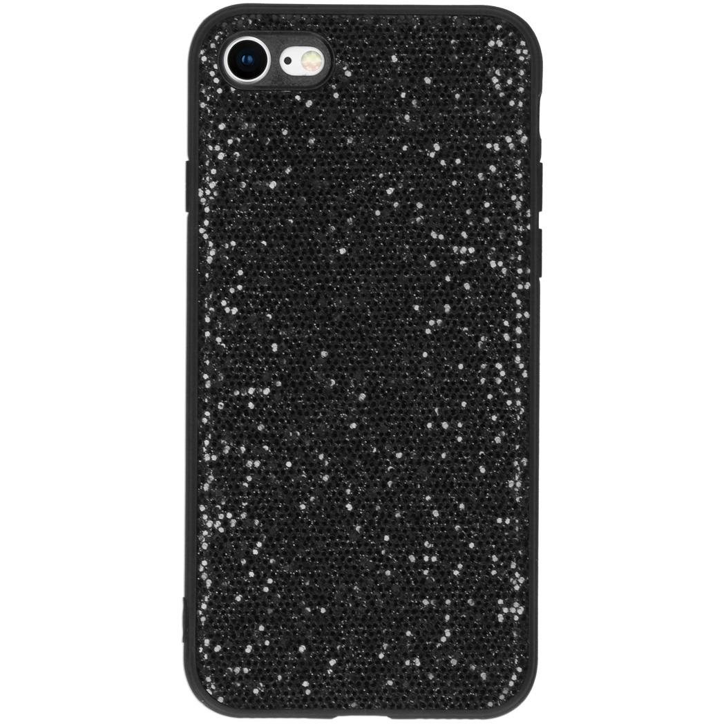 Hardcase Backcover iPhone SE (2020) / 8 / 7 - Glitter