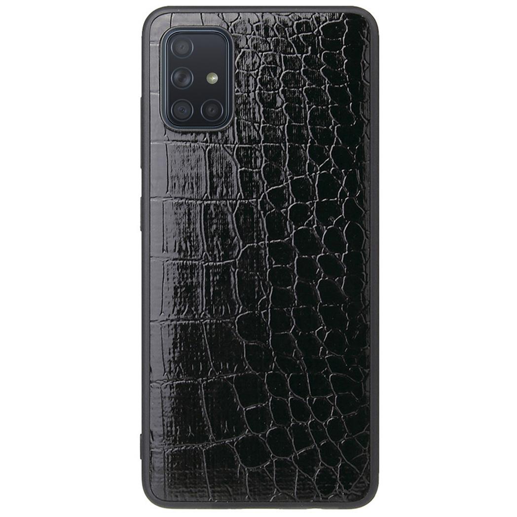 Hardcase Backcover Samsung Galaxy A71 - Krokodil