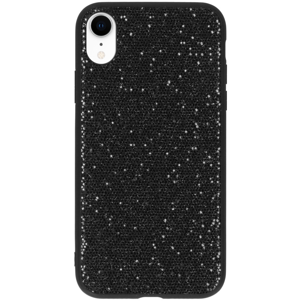 Hardcase Backcover iPhone Xr - Glitter