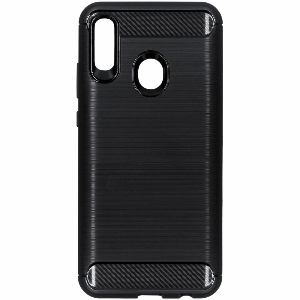 Brushed Backcover Huawei P Smart (2019)