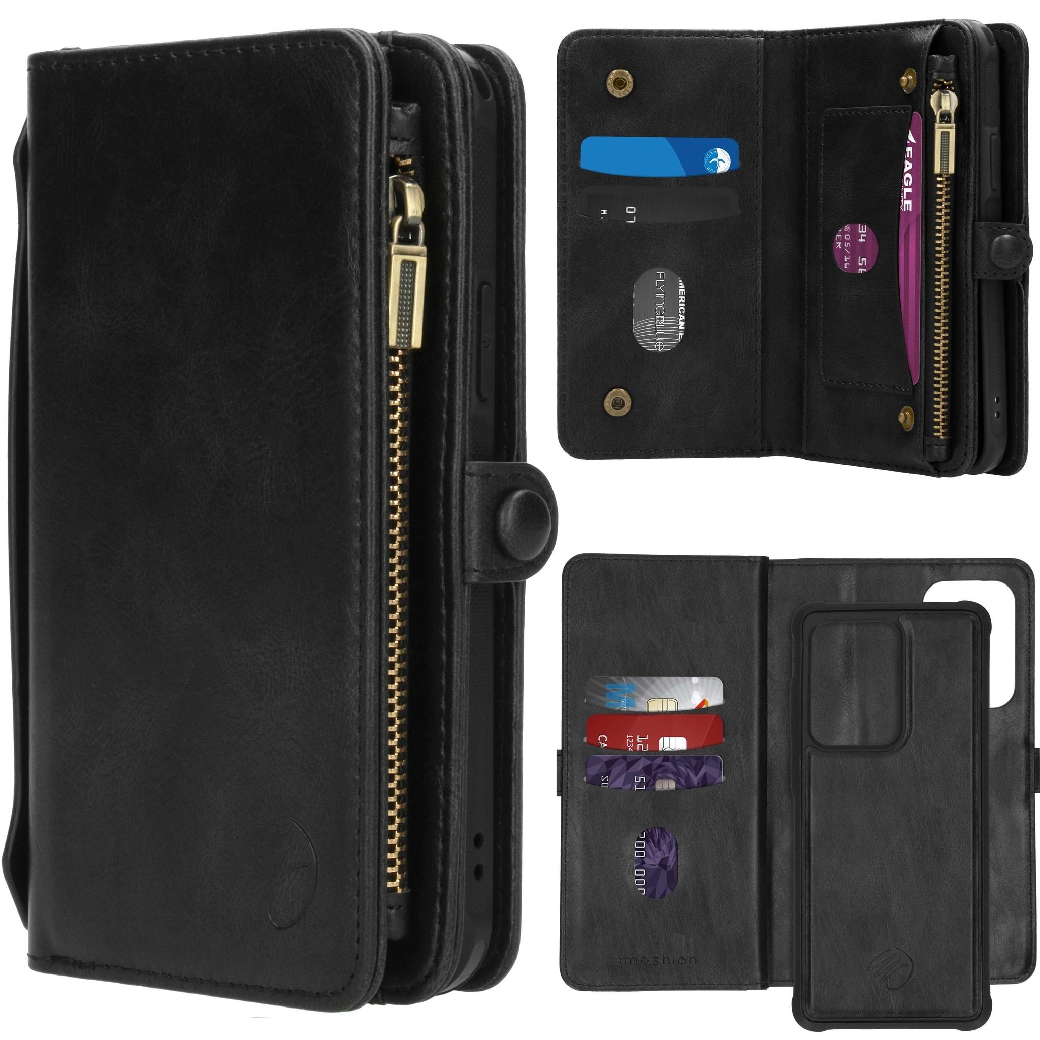 iMoshion 2-in-1 Wallet Booktype Samsung Galaxy S20 Ultra - Zwart