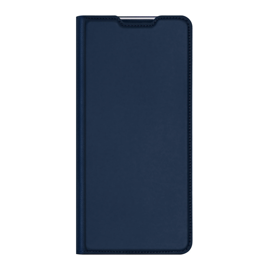 Dux Ducis Slim Softcase Booktype Motorola Moto G8 Power - Donkerblauw