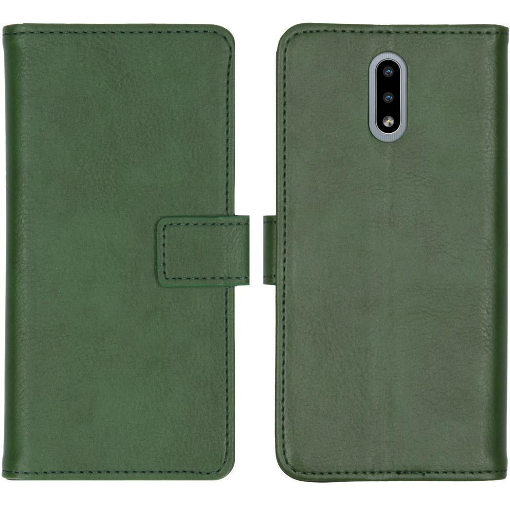 iMoshion Luxe Booktype Nokia 2.3 - Groen