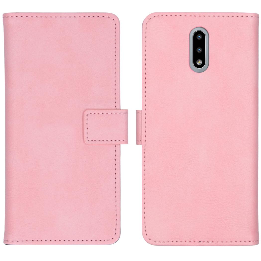 iMoshion Luxe Booktype Nokia 2.3 - Roze