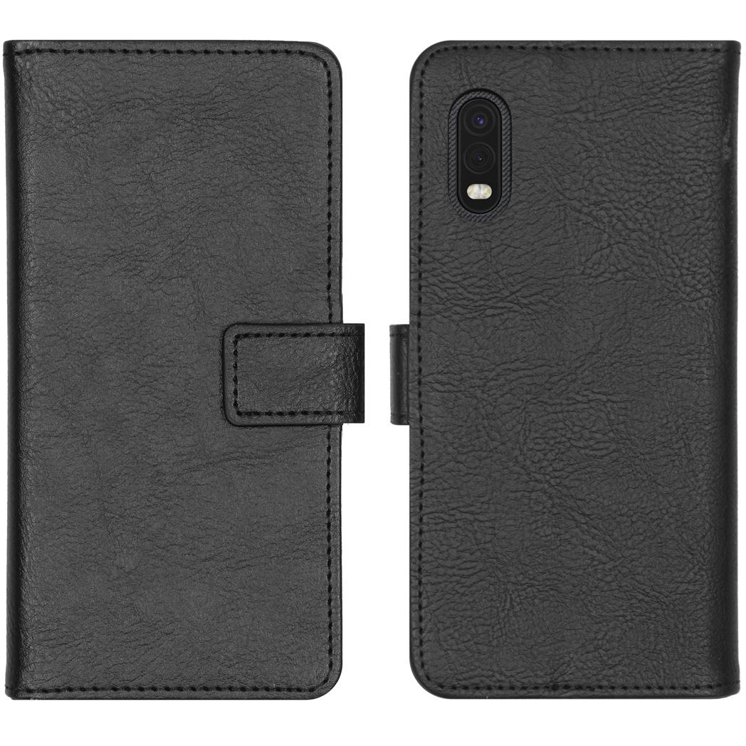 iMoshion Luxe Booktype Samsung Galaxy Xcover Pro - Zwart