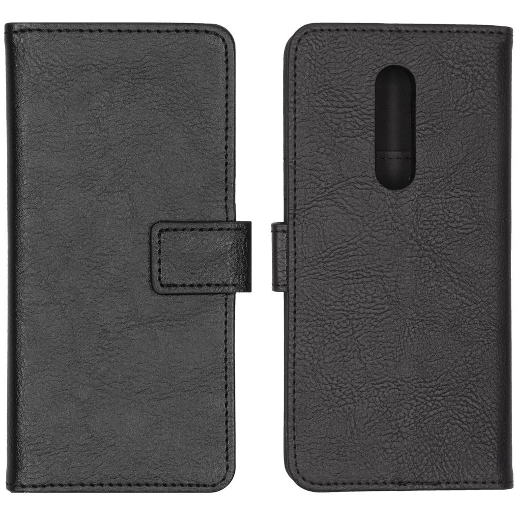 iMoshion Luxe Booktype OnePlus 8 - Zwart