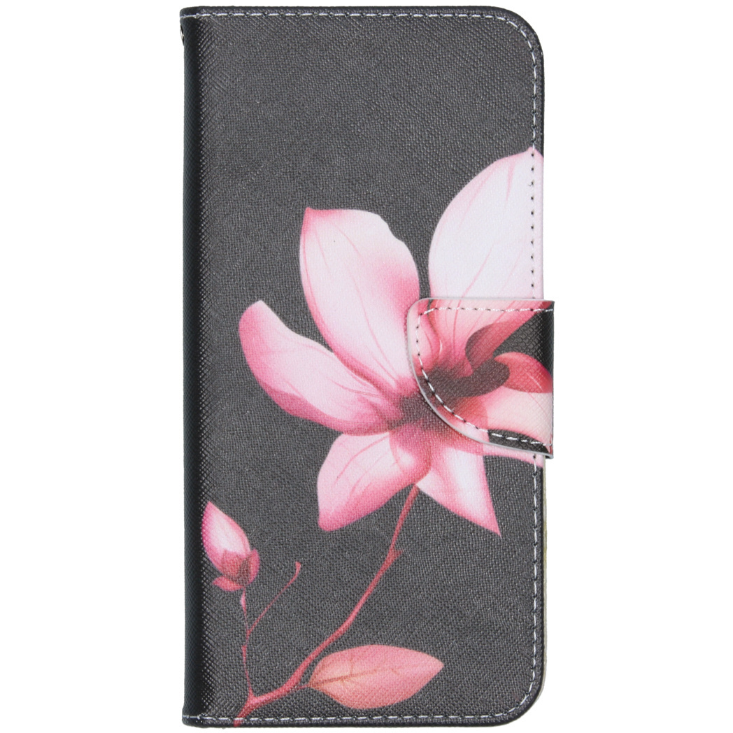 Design Softcase Booktype Nokia 2.3 - Bloemen