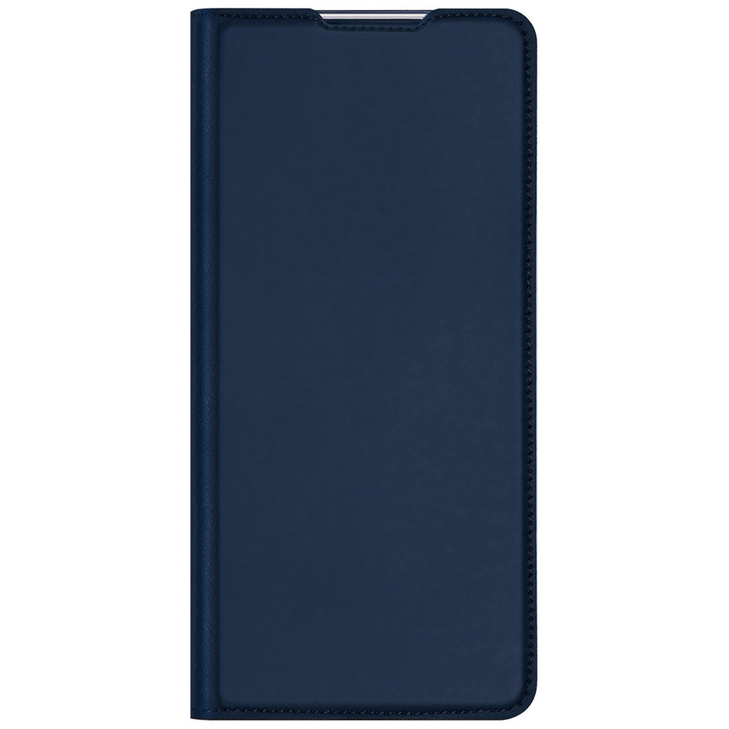 Dux Ducis Slim Softcase Booktype Motorola Moto G Pro - Donkerblauw