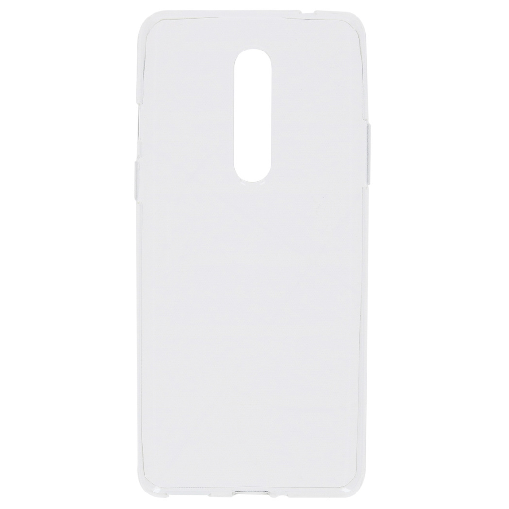 Softcase Backcover OnePlus 8 - Transparant