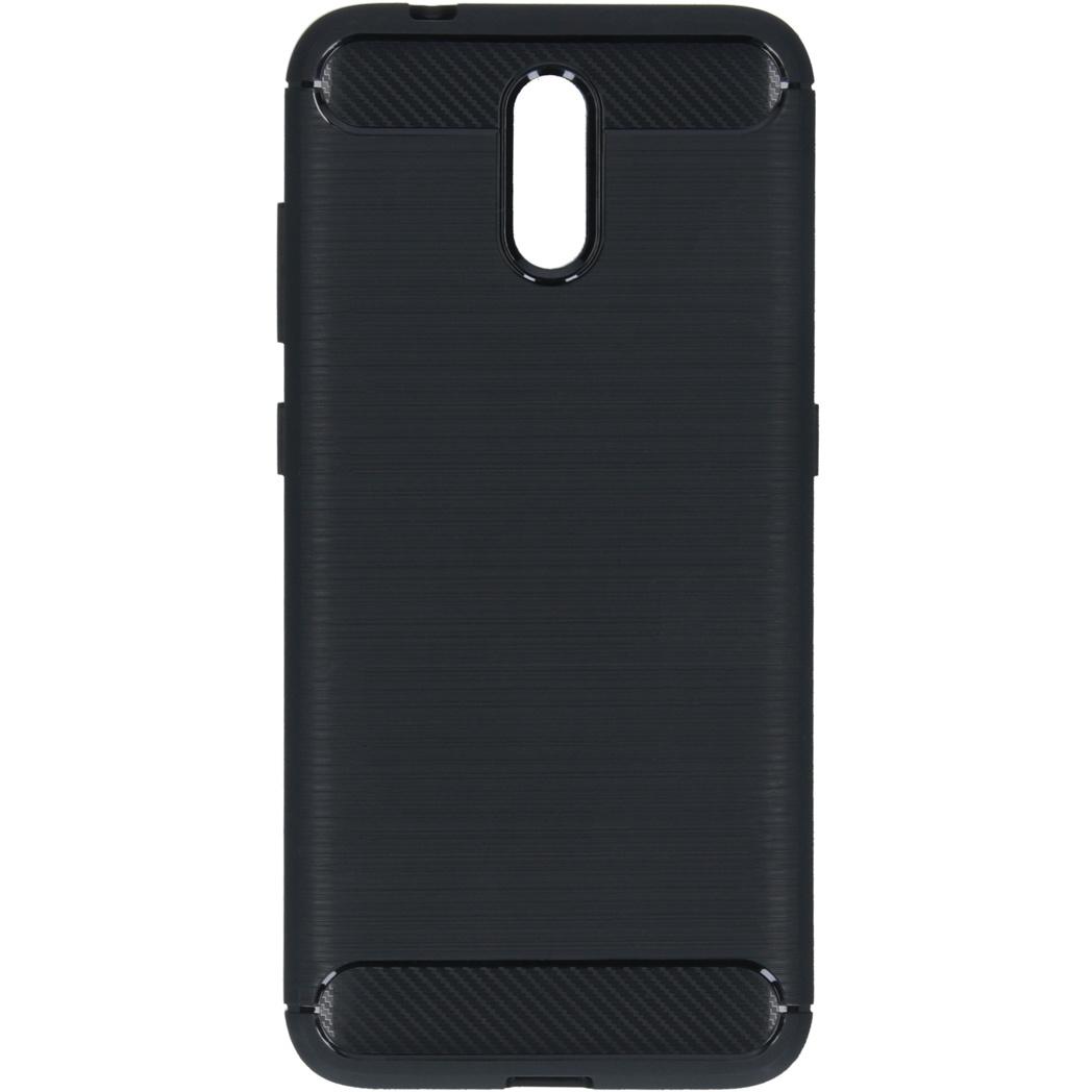 Brushed Backcover Nokia 2.3 - Zwart